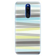 iSaprio Silikonové pouzdro - Stripes pro Xiaomi Redmi 8