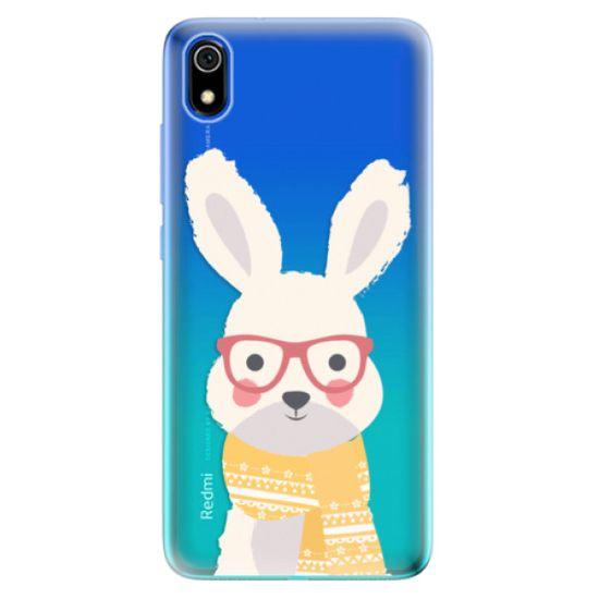 iSaprio Silikónové puzdro - Smart Rabbit pre Xiaomi Redmi 7A