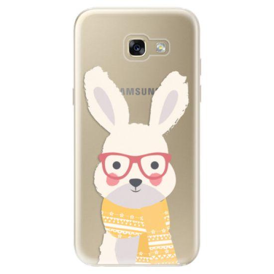 iSaprio Silikónové puzdro - Smart Rabbit pre Samsung Galaxy A5 (2017)