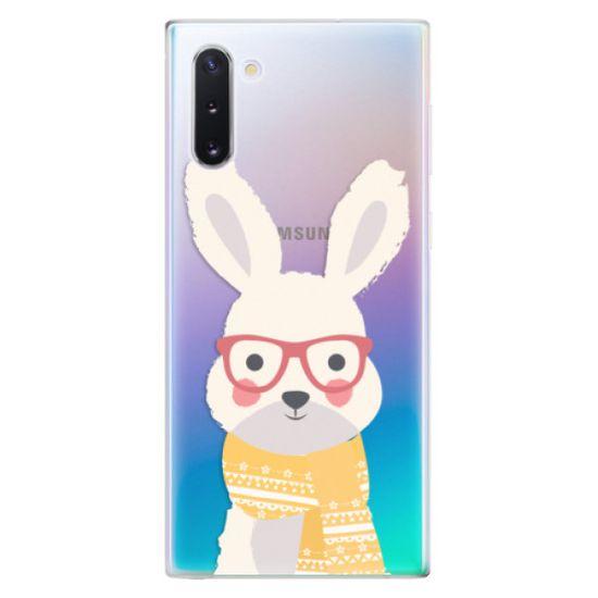 iSaprio Silikónové puzdro - Smart Rabbit pre Samsung Galaxy Note 10