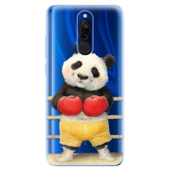 iSaprio Silikonové pouzdro - Champ pro Xiaomi Redmi 8