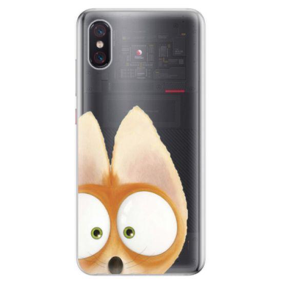 iSaprio Silikonové pouzdro - Fox 02 pro Xiaomi Mi 8 Pro