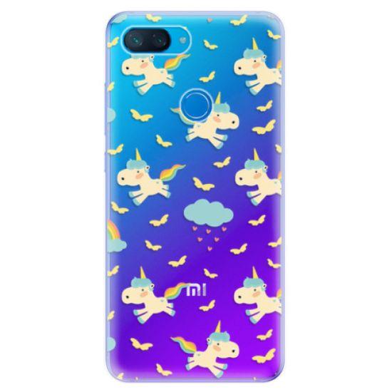 iSaprio Silikonové pouzdro - Unicorn pattern 01 pro Xiaomi Mi 8 Lite