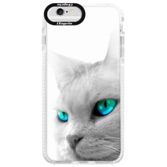 iSaprio Silikonové pouzdro s bumperem - Cats Eyes pro iPhone 6/6S