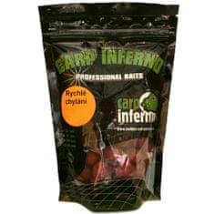 Carp Inferno Boilie rychlé chytání 17 mm 250 g|Švestka (fialová)