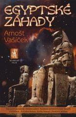 Arnošt Vašíček: Egyptské záhady - Tajemství pyramid - Strážci nebes - Komora nesmrtelnosti - Strach z kříženců...