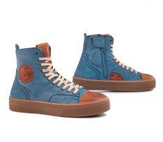 Falco topánky 880 Lennox jeans blue