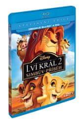 Lví král 2: Simbův příběh (Combo Pack - 2 disky) - Blu-ray+ DVD
