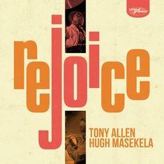 Allan Tony, Masekela Hug: Rejoice - CD