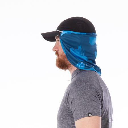 Northfinder Neckfacemask AC-3010SII uniszex nyakvédő, uni, kék