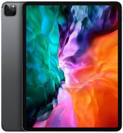 Apple iPad Pro 12,9 tablični računalnik, 512 GB, Wi-Fi + Cellular, Space Gray (mxf72hc/a)