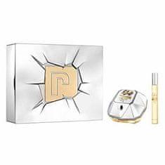 Paco Rabanne Lady Million Lucky parfemska voda, 80 ml + 10 ml