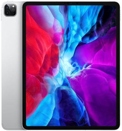 Apple iPad Pro 12,9 tablični računalnik, 256 GB, Wi-Fi + Cellular, Silver (mxf62hc/a)