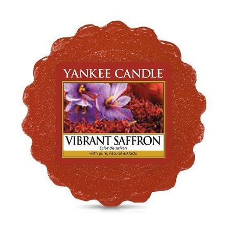 Yankee Candle Yankee gyertya, Élő sáfrány, 22 g