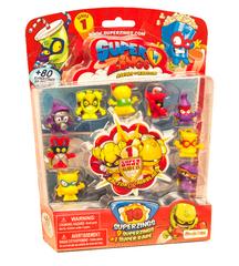 SuperZings Blister paket z 10 figuricami