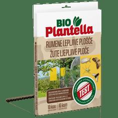 Bio Plantella žute ljepljive ploče, 10 kom