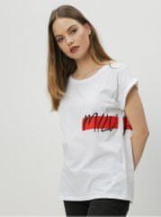 ZOOT Original bílé dámské tričko MILU JUTĚ