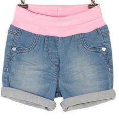 s.Oliver dievčenské džínsové šortky