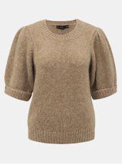 Vero Moda hnědý svetr Diana