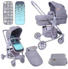 Lorelli otroški voziček ASTER 2019
