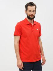 Helly Hansen červené regular fit polo tričko Transat