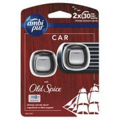 Ambi Pur Old Spice Autóillatosító, 2 db