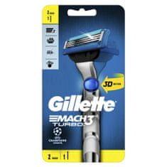 Gillette maszynka do golenia męska Mach3 + 1 głowica goląca