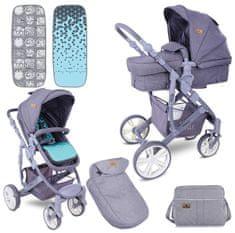 Lorelli otroški voziček VERSO 2019