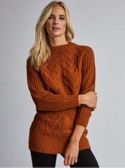 Dorothy Perkins hnědý svetr