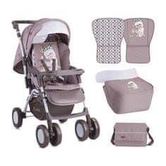 Lorelli otroški športen voziček COMBI + potovalna torba za voziček
