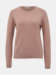 Jacqueline de Yong starorůžový basic svetr Marco