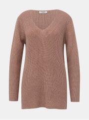 Jacqueline de Yong starorůžový svetr Dusty