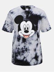 TALLY WEiJL šedé tričko s potiskem Disney Mickey Mouse