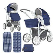 Lorelli otroški voziček ARIZONA+Pram Body+Bag 2019