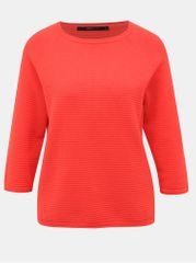 ONLY červený svetr Poppy