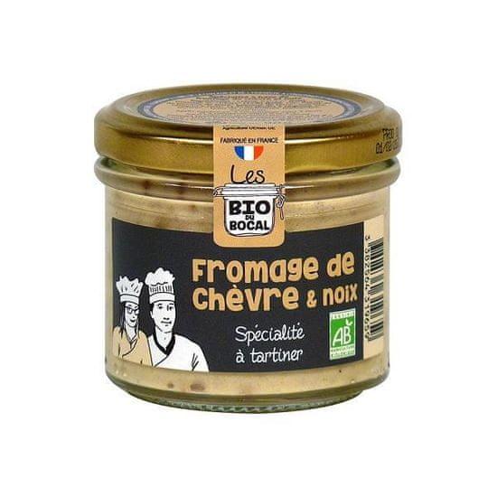 Ducs de Gascogne BIO delikatesa s kozím sýrem a vlašskými ořechy, 90g