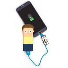 Rick and Morty Power Bank Morty - 2500 mAh