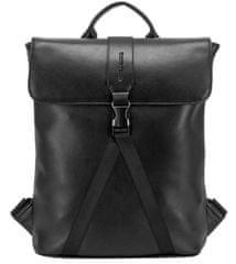 Smith & Canova dámský černý batoh Jensen 93057