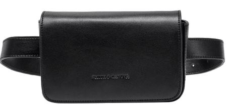Smith & Canova ženska torbica za okrog pasu Jensen 93037, črna