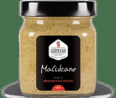 Gurmano Makedonský zelený ajvar MALIDZANO pálivý, 300g