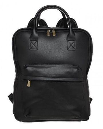 Bobby Black muški ruksak BM1081, crni