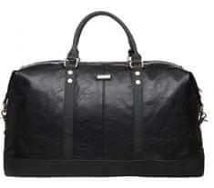 Bobby Black muška torba BM1083, crna