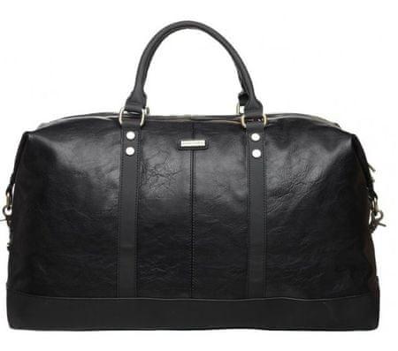 Bobby Black férfi táska, fekete BM1083