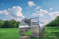 Galerica Polykarbonátový skleník GENIO 3 x 4 m. PC 4 mm.