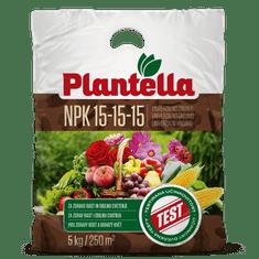 Plantella NPK 15-15-15 univerzalno gnojilo, 5 kg