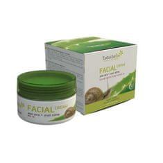 Tabaibaloe tápláló arckrém csigakivonattal és Aloe Vera-val, 100 ml