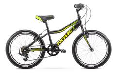 Romet Rambler 20 Kid 1 dječji bicikl, S10, 2020, crni