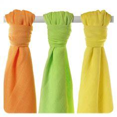 XKKO Barve BMB 70x70 - MIX apna, limon, pomaranča (3pcs)