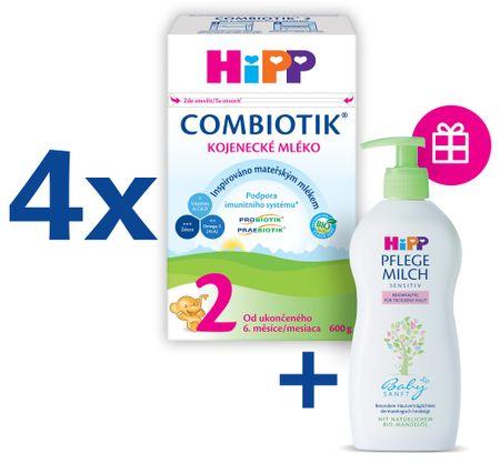 HiPP 2 BIO Combiotik - 4x600g