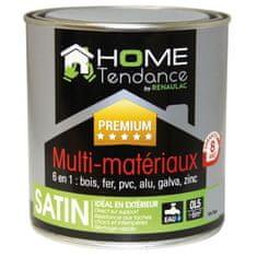 Home Tendance multimateriálová barva 6 v 1 - 0,5 l, světle šedá